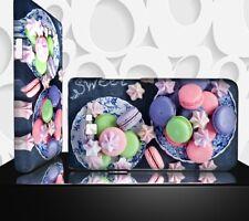 Coque Design Samsung Galaxy S2 MACARONS - Réf 04