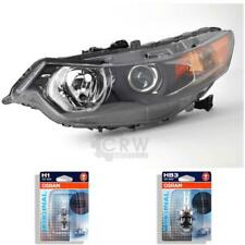 Headlight Left for Honda Accord Cu/ Cw Year 07/08-04/11 H1/HB3 with Indicator