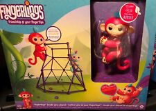 WowWee Fingerlings AIMEE & Her JUNGLE GYM  Authentic NEW IN BOX