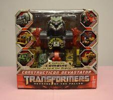 Transformers ROTF Revenge of the Fallen Devastator Constructicon Hasbro New