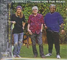 JOHN MAYALL-THREE FOR THE ROAD-JAPAN CD F30