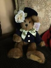 "Bearington Bears ""Brittany"" w/tags.Retired And Early Original Tag~Wow!Beautiful!"