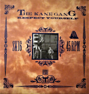 """The Kane Gang - Respect Yourself (7"""", Single, Pap)"""