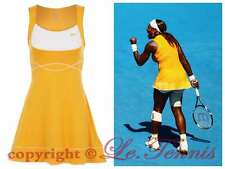 NIKE Serena Williams Sunburst Love TENNIS DRESS GYM GOLF DANCE SKIRT - M