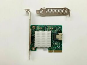 IBM H1110 SAS Sata pcie x4 6Gbps HBA LSI 9211-4i P20 IT Mode ZFS FreeNAS unRAID