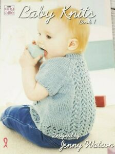 King Cole Baby Knits Book 1