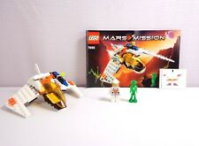 Lego Space Mars Mission MX-11 Astro Fighter (7695) Complete with 2 Minifigs