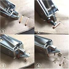 Heavy Duty Staple Remover Tack Lifter Upholstery and Construction Home Tools W