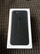 Empty Apple iPhone 7 Black empty Box
