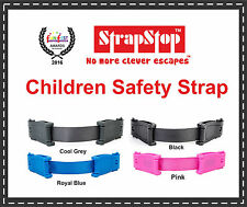 Strap Stop™ The original Multipurpose Safety Strap 35% OFF  (BLACK STRAP STOP)