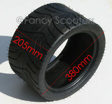 50CC,110CC,125CC Diablo Chopper Rear Tubeless Tire 205/30-11 (205-30-11) 4 ply