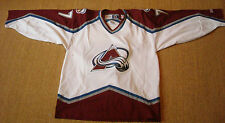 Colorado Avelanche Game Jersey Home Ray Bourque 77 Signed Autographed
