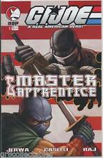 G.I.JOE MASTER &  APPRENTICE #1 SNAKE EYES