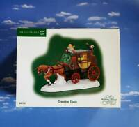 DEPT 56 Dickens Village CROWNTREE COACH!   New