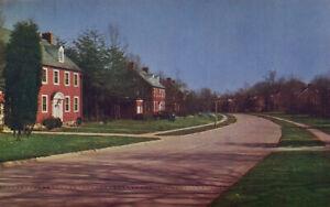 Fort Belvoir, Virginia - Postcard (LL)
