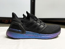 Adidas Ultra Boost 20 ISS US National Lab Core Black