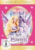 Barbie und der geheimnisvolle Pegasus von Greg Richardson   DVD   Zustand gut
