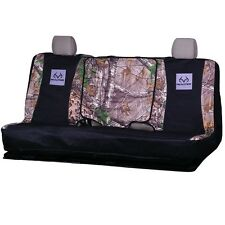 Realtree Bench Seat Cover, Universal Truck Car Auto Camouflage