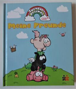 Meine Freunde Theodor & Friends Nici Freundebuch Freunschafts Album Einhorn