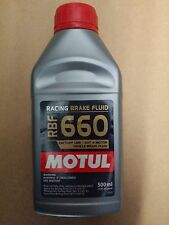 101667 Motul RBF660 Racing Brake Fluid - Single 500mL bottle - FREE SHIPPING