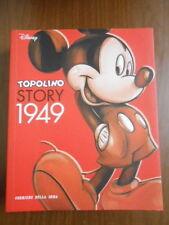 TOPOLINO STORY 1949 - n.1 - suppl. al CORRIERE DELLA SERA