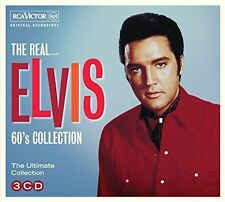 Elvis Presley Pop 1960s Music CDs & DVDs