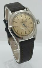 Rolex Tudor Oyster Prince Junior Rotor Vintage Stainless Steel Automatic Watch