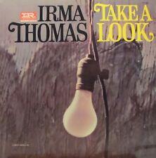 IRMA THOMAS Take A Look Allen Toussaint IMPERIAL RECORDS Sealed Vinyl Record LP