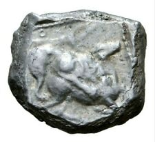 New ListingCyprus, Kition Ar Stater. Azbaal, circa 449-425 Bc. Ancient Greek. Very rare
