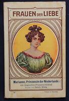 """König Frauen der Liebe Band 43 """"Marianne, Prinzessin"""" um 1925 Liebesroman sf"""