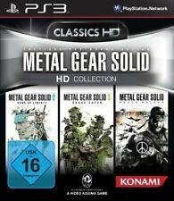 PS3 / Sony Playstation 3 - Metal Gear Solid - HD Collection DE/EN mit OVP