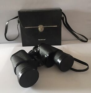 TASCO BINOCULARS MODEL 312 - 10 x 50 LIGHT WEIGHT 288FT AT 1000 YARDS WITH CASE