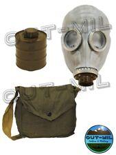Maschera antigas GP5 Esercito Russo con filtro e borsa portamaschera