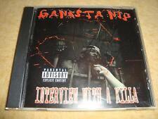 GANKSTA N-I-P - Interview With A Killa  (PROMO/RARITÄT!)  GANKSTA NIP