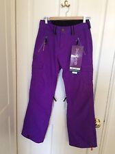 Bonfire Bright Purple Ski Pants, Size XS, BNWT