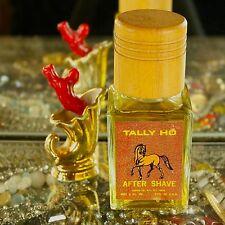 Vintage Lander TALLY HO After Shave LARGE 4 Fl oz Glass Bottle NICE Cologne