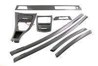 BMW 3 Series 2 E92 Complete Interior Trim Set Cover Dashboard Diamant Black