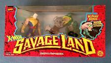 X-MEN SAVAGE LAND STRANGE LAND JOSEPH AND AMPHIBIOUS MAGNETO MARVEL COMICS