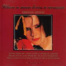 When A Man Loves A Woman - Original Various Artists | CD