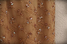 BCBG Max Azria Collection Size 3/4 Lace Overlay Fancy Embellished Skirt USA