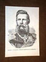 Principe Federico Guglielmo III di Germania Potsdam