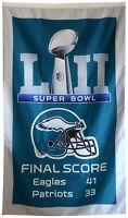 Philadelphia Eagles NFL Super Bowl Championship Flag 3x5 ft Banner
