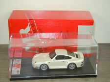 Porsche 959 Coupe 1984 - AMR Collection Models Italy 1:43 in Box *41323