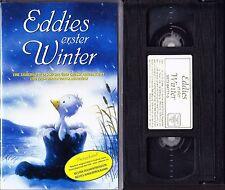 VHS Eddies erster Winter - Preisgekrönt, Bestes Kinderprogramm - Warner - FSK 0