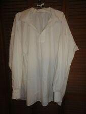 reenactment 18th century drop sleeve shirt