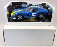 Voiture de courses miniatures Ferrari avec support