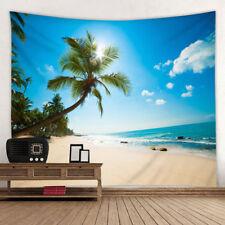 Deko-Wandbehänge aus Polyester mit Natur-Thema fürs Wohnzimmer