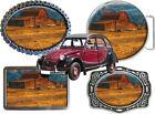 Hebilla Historische Vehículos Historic & CLASSIC COCHE - MARCA C 2 Oldtimer