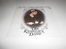 Ennio Morricone Die Kamelien Dame RCA germany  LP