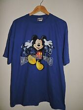 Walt Disney World T-Shirt L Mickey Mouse Minnie Goofy Pluto Donald Resort Park